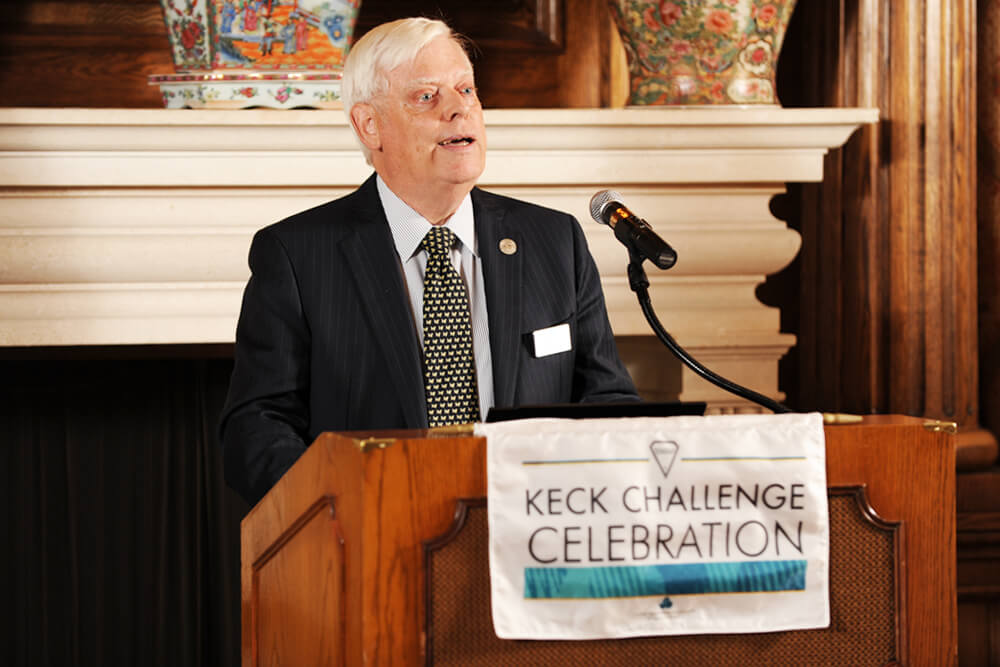 2010 keck foundation